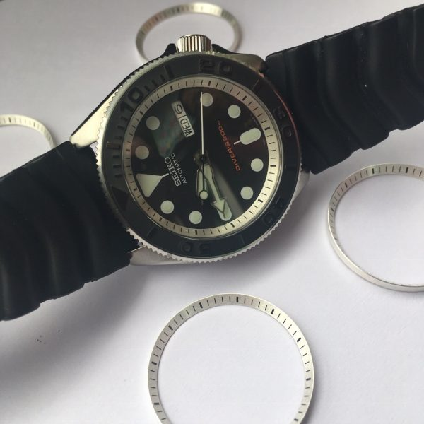 chapter ring for seiko watch
