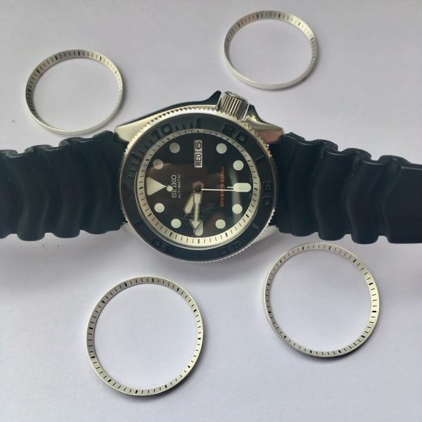 seiko chapter ring mod parts