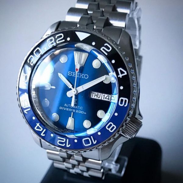 ct101 sapphire crystal and seiko chapter ring